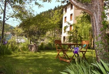 Moto Hotel Badaín - Lafortunada, Huesca