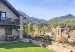 SPA Mirador de los Pirineos