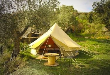 Terra del Congost - Tienda Glamping Olea - Castissent, Lleida