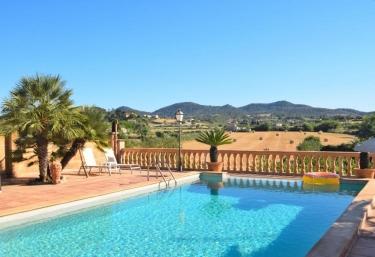 Sa Font Nova Manacor Villa 095 - Manacor, Majorca