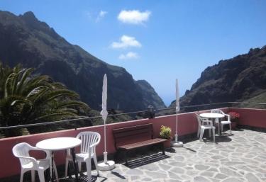 Morrocatana- Estudio - Masca, Tenerife