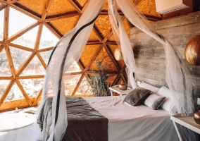 Bubble Suite -  Masía Pla del Bosc