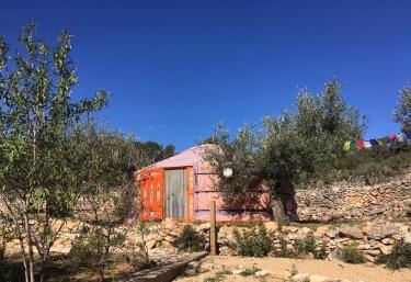 Mongolian Ger Experience - L' Ametlla De Mar, Tarragona