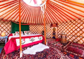 The Unique Retreat - Yurta