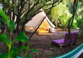 Solar Bell Tent - Tulpa Cádiz