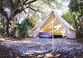 Ocean Bell Tent - Tulpa Cádiz