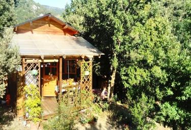 Rustic Cabin El Til·ler - Arboli, Tarragona