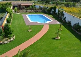 Apartamentos Rurales La Cartuja - Barbate, Cadiz