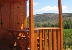 Cabañas Rurales Villa de Cañete
