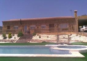 Alojamiento Rural Los Castros - Bedar, Almeria