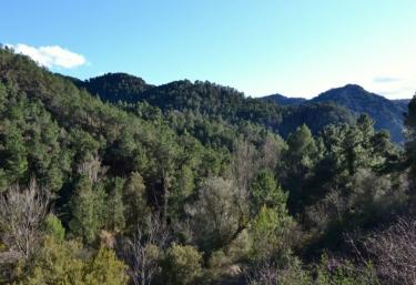 Masia de Matuta - Vall De Almonacid, Castellon