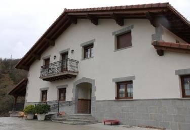 Sarobetxea - Larrayoz, Navarre