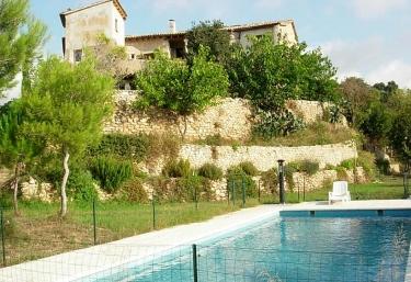 Masia Vallfort - Sant Jaume Dels Domenys, Tarragona