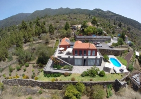 Villa Atlántico - Tijarafe, La Palma