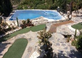 Casa de campo Los Cipreses - Salobreña, Granada
