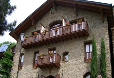 Mas d'en Roqueta - Montferrer, Lleida