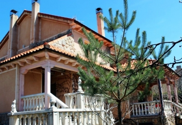 Casa Finca La Encina - Navas De Riofrio, Segovia