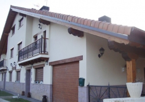 Apartamento turístico Iruberri