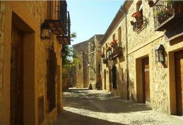 Apartamentos turísticos El Desván - Pedraza, Segovia