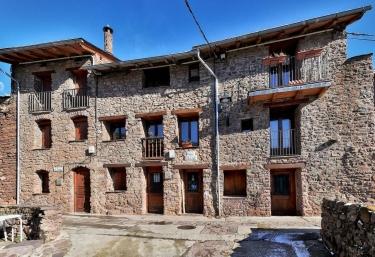 Refugi Vall de Siarb - Soriguera, Lleida