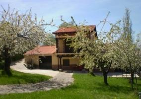 Apartamento Rural Los Vettones