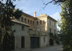 Torre de Campos. Vivienda principal - Ainzon, Zaragoza