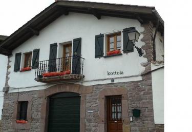 Kottola - Elizondo, Navarre