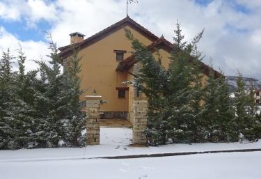 Apartamento Las Tinajas - Alcala De La Selva, Teruel