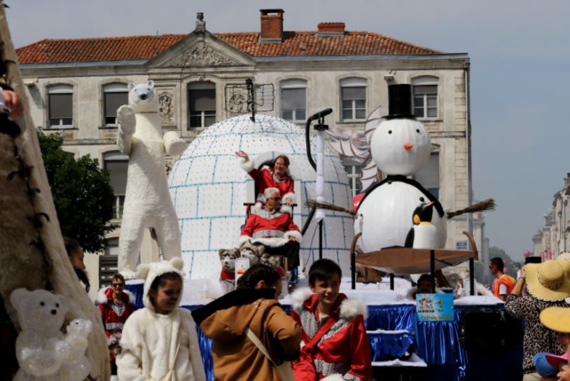 Festivities in Poitou - Charentes