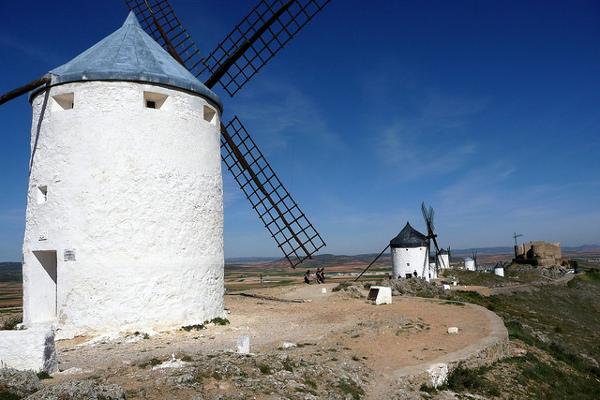 Welcome to Castile La Mancha