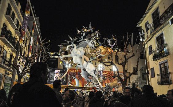 Festivities in Valencian Community
