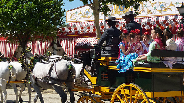 Festivities in Andalusia