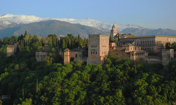 What to see in Andalusia
