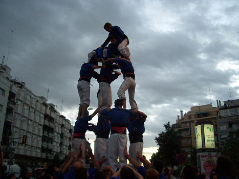 Festivities in Catalonia