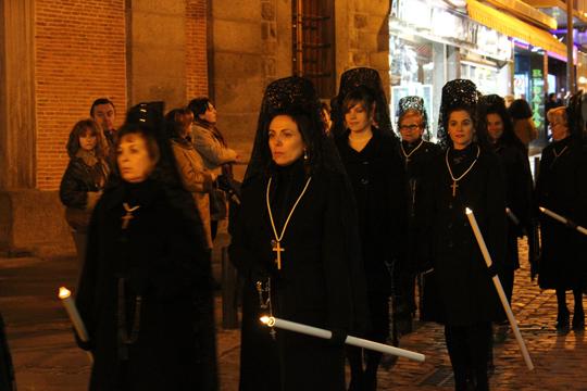 Festivities in Avila