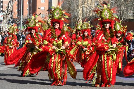 Festivities in Badajoz