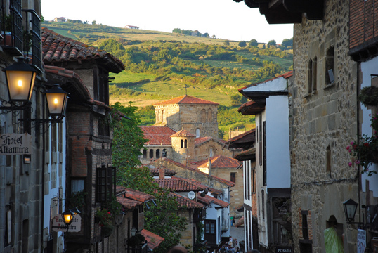 Where to sleep in Cantabria