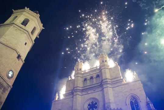 Festivities in Castellon