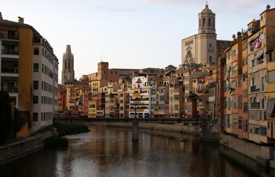 Where to sleep in Girona