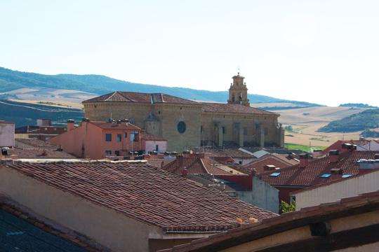 Where to sleep in La Rioja