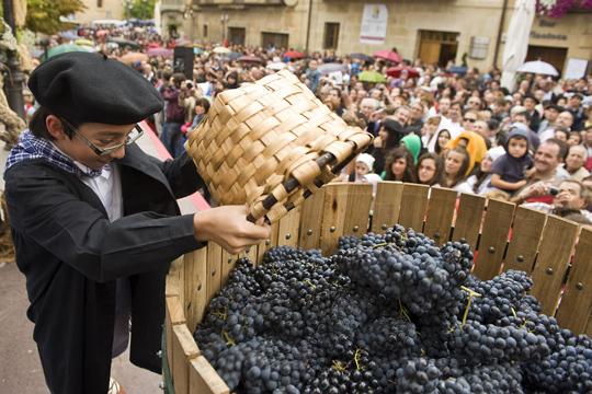 Festivities in La Rioja