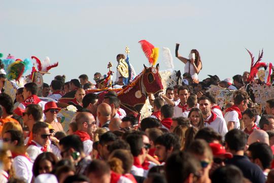 Festivities in Murcia