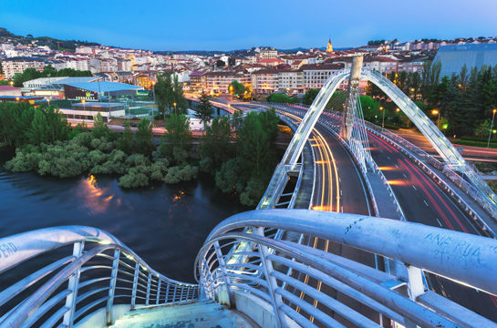 Where to sleep in Ourense