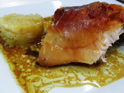 What to eat in Segovia