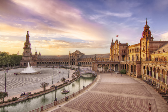 Where to sleep in Seville