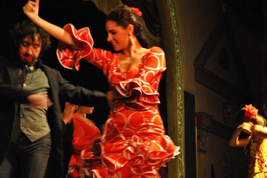 Festivities in Seville