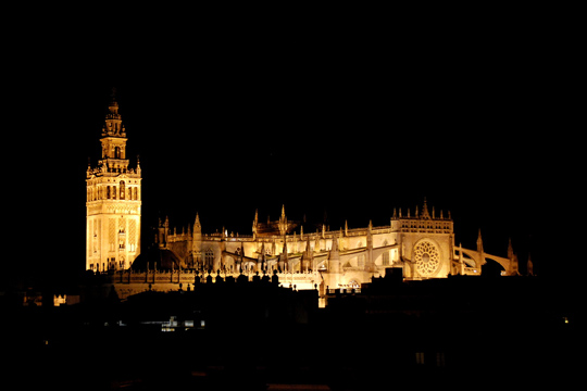 What to do in Seville