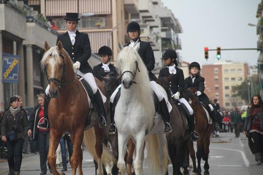 Festivities in Tarragona