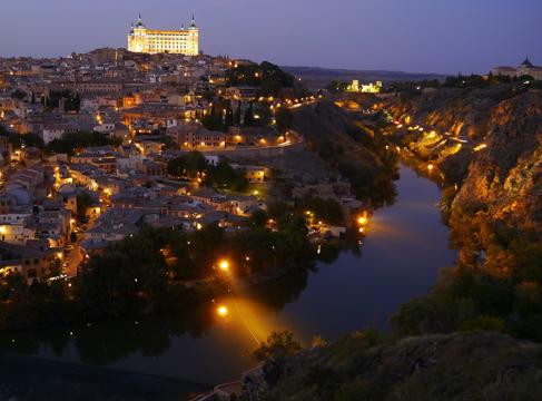 Where to sleep in Toledo