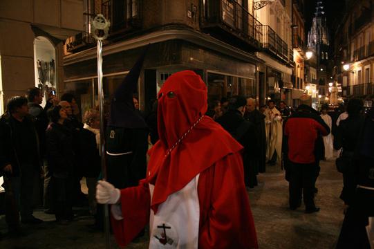 Festivities in Toledo